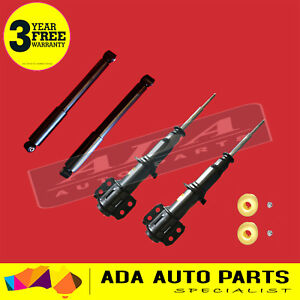 Ford Territory Front & Rear Struts SX SY AWD GT Gas Shock Absorbers1 03-05/2007