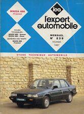 Revue Technique Automobile - Mazda 626 ( Traction ) - Essence et Diesel - N° 239