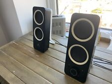 Logitech Z200 10W Multimedia Speakers for computers and other audio needs, used