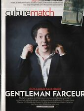 Coupure de presse Clipping 2014 Guillaume Gallienne  (3 pages)