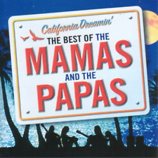 The Mamas and The Papas-California Dreamin': The Best of Mam (UK IMPORT)  CD NEW