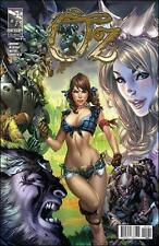 Grimm Fairy Tales Presents OZ 1 - Cover D - EBAS