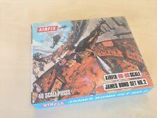 AIRFIX  PROTOTYPE BLUE  BOXE EMPTY JAMES BOND 2