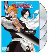 Bleach Uncut Box Set: Season 4, Part 2 - The Bount [ DVD Region