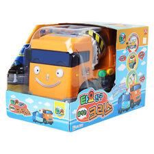 Little Bus TAYO Friends talking Chris Heavy Equipment Truck Sound / Toy