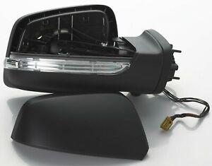 SPECCHIETTO RETROVISORE PER Mercedes CLASSE A W169 2008-2012 9 PIN DESTRO