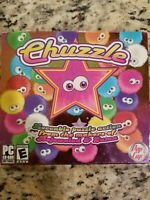 Chuzzle - Puzzle Game (PC CD-Rom, 2007) SLIP SLEEVE FREE SHIPPING