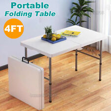 2020 5ft Folding Camping Table Aluminium Picnic Portable Party BBQ Foldable UK