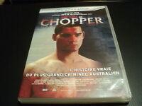 "DVD ""CHOPPER - L'HISTOIRE VRAIE DU PLUS GRAND CRIMINEL AUSTRALIEN"" Eric BANA"