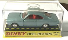 DIECAST CAR MODEL 1/43 ATLAS DINKY TOYS 1405 OPEL REKORO COUPE 1900 NEW BOXED