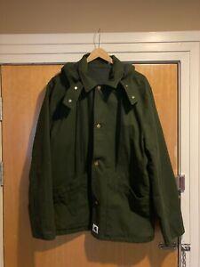 """Carhartt x Adam Kimmel Flannel Jacket (Green / XL / 23.5"""" P2P)"""