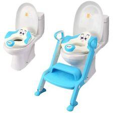 Mobiliario y decoración infantil de baño color principal azul