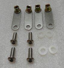 Ducati Monster 400 600 620 695 750 800 900 1000 S2R belly pan mounting set kit