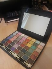 48 Colours Eye Shadow Pallet mirror two brushes New unused original packaging