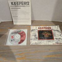 Dungeon Keeper: Dungeon Keeper 2 PC Game - Manual Disc Only