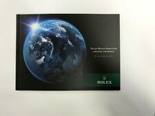 A 10-Step Booklet 530.02 Eng 3.2011 Rolex Watch Servicing Around the World