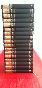Brockhaus Meilensteine - 17 Bände - Goldschnitt + 5 Brockhaus Meilensteine DVDs