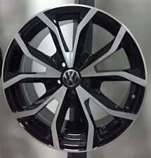 """Cerchi in lega Volkswagen Polo Golf 4 da 15"""" Nuovi OFFERTA SUPER BICOLORE TOP"""