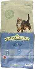 Wellbeloved Cat Food Lite Ocean Fish and Rice 1.5kg - 19931