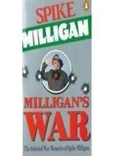 Selected War Memoirs of Spike Milligan (Penguin modern authors) By Spike Millig
