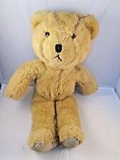 "Applause Bravo! Biscuit Teddy Bear Plush 14"" 1988"