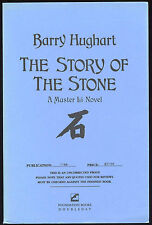 Fiction: THE STORY OF THE STONE by Barry Hughart. 1988. ARC.