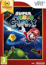 Super Mario Galaxy NS Nintendo Wii * NEW SEALED PAL *