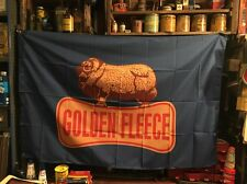 Golden Fleece Retro Flag