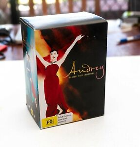 Audrey: Couture Muse Collection (DVD, 2009, 6-Disc Set)