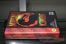 Mortal Kombat 1 (Sega Genesis, 1993) FACTORY SEALED! - EXCELLENT! - RARE!