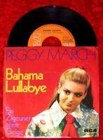 Single Peggy March Bahama Lullabye Ein Zigeuner ohne Ge