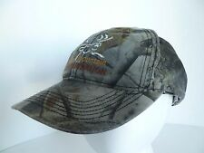 Rocky Mountain Elk Foundation RMEF Cotton One Size Sports Hunting Hat Cap