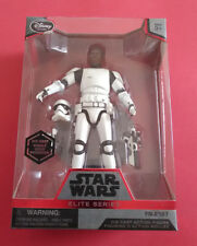 STAR WARS ELITE SERIES FINN STORMTROOPER - DISNEY TAILLE 15 CM EN METAL - R 4074