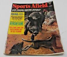 Sports Afield December 1970-Late-Season Hunting