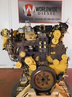 2008 CAT C-13 LEE Diesel Take Out Engine. Good For Rebuild Only.