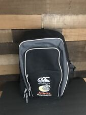 Canterbury Athletics Western Australia Backpack Rugby RARE Please See Photos