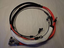 67-68 Mopar B Body 426 Hemi Charger Automatic Concours Positive Battery Cable