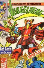 VERGELDERS SPECIAL 02 - RED RONIN WIL WRAAK (1983)