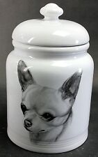 Vladimir Best of Show Chiwawa Dog Biscuit Cookie Jar Collector Edition