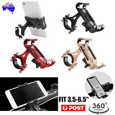 360° Universal Motorcycle Bike Mount Phone Holder Stand Cradle for iPhone Galaxy