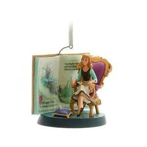 Disney Sketchbook Cinderella Hanging Christmas Tree Ornament