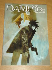 Dampyr Vol 3 IDW Publishing óptica Arena trazan Rossi 9781933239088