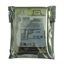 "Western Digital WD5000BPKT 500 GB Internal 7200 RPM 2.5"" Hard Drive -WD5000BPKT HDD (Hard Disk Drive)"