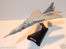 DEL PRADO METAL 1/136 AIRCRAFT PLANE AVION Mikoyan-Gourevitch MIG-23 USSR URSS