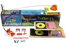 Vintage Mattel Vertibird Airborne Rescue Mission Medic Helicopter w/Box Works