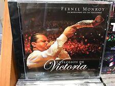 Cd Explosion De Victoria Fernel Monroy