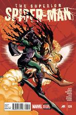 SUPERIOR SPIDER-MAN #26 GREEN GOBLIN VS HOBGOBLIN 1ST PRINTING W/DIGITAL CODE