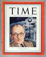 Time Magazine - July 12, 1943 ~~ Sukru Saracoglu, Turkey Prime Minister