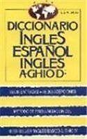 Diccionario Ingles Espanol Ingles A. Ghiod