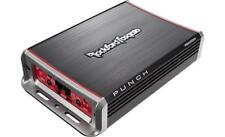 ROCKFORD FOSGATE PBR300X4 / PUNCH BOOSTED RAIL COMPACT 4-CHANNEL AMPLIFIER *NEW*